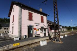 Gare SNCF d'Aumont-Aubrac