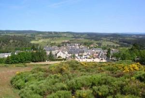 Aumont-Aubrac, Lozère